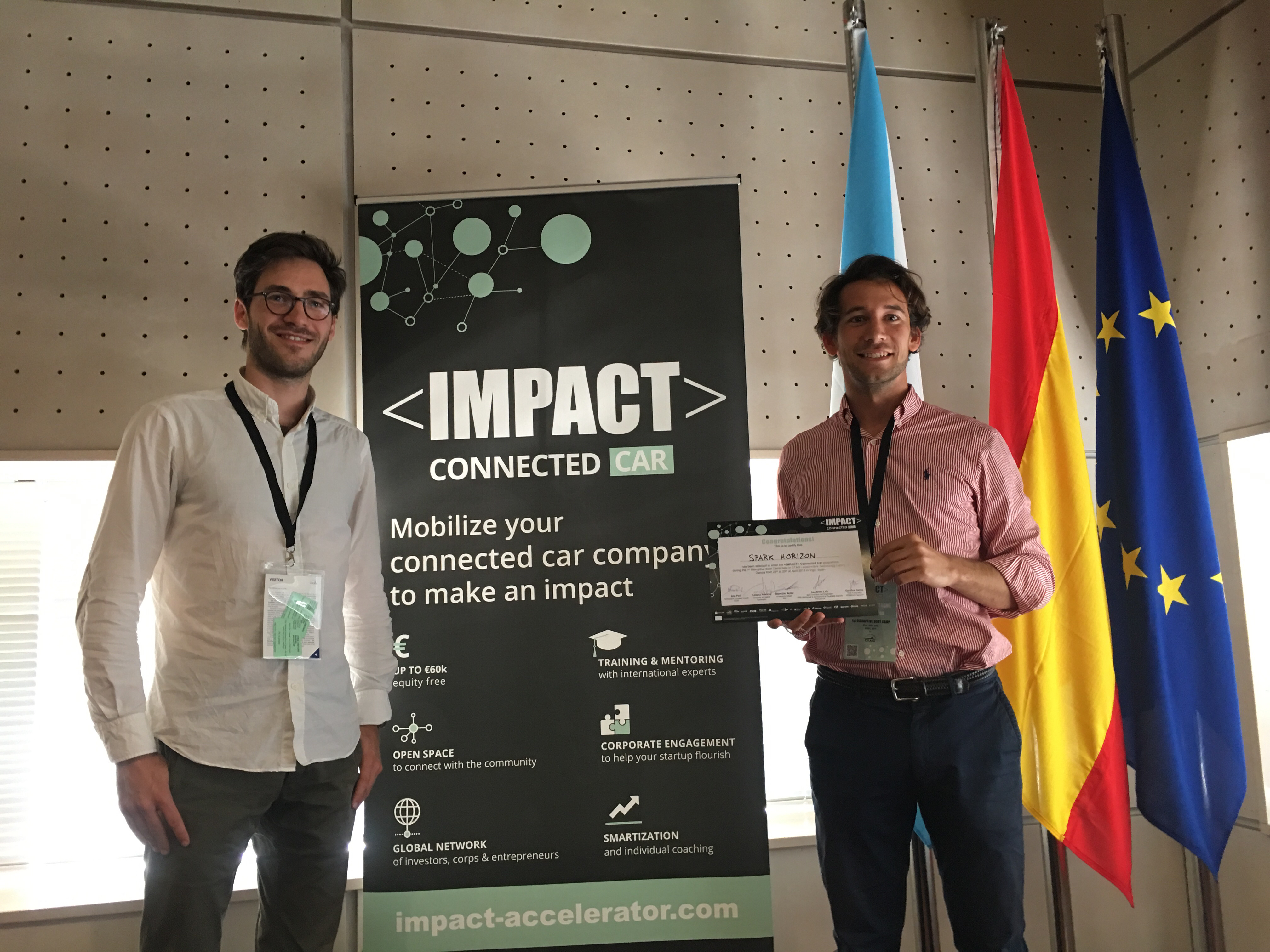 IMPACT Connected Car welcomes 14 new #IMPACTers – IMPACT Accelerator